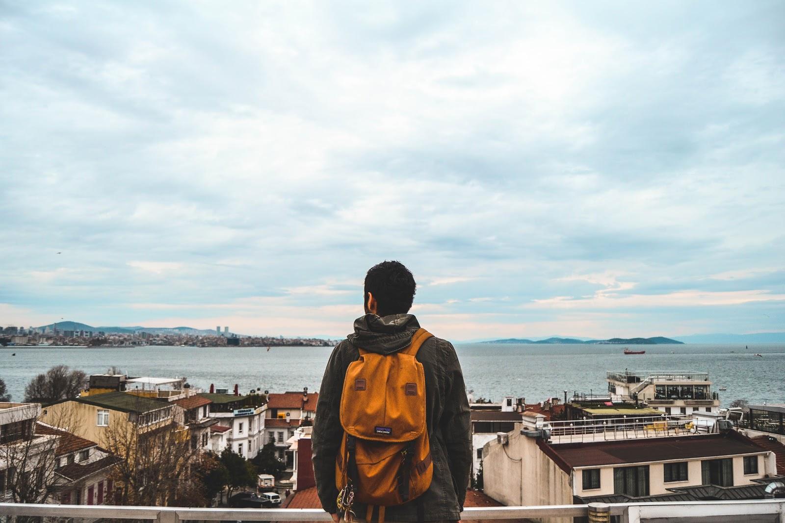 expat, digital nomad, living in istanbul